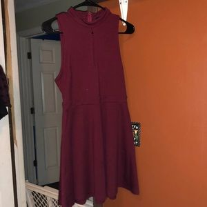 Forever 21 Red dress large